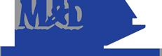 M & D Building Logo